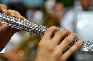 Flute Lesson in Bexley, Ohio